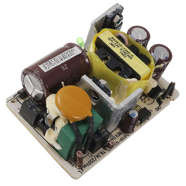 AC-DC 12V 2A 24W Switching Power Module Monitor Stabilivolt Voltage