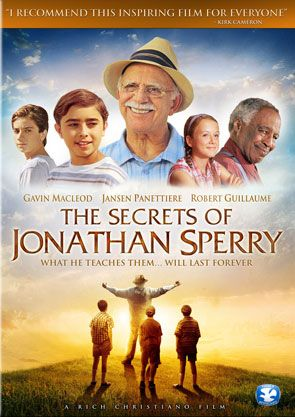 The Secrets of Jonathan Sperry - Christian Movie/Film on DVD/Blu-ray. http://www.christianfilmdatabase.com/review/the-secrets-of-jonathan-sperry/