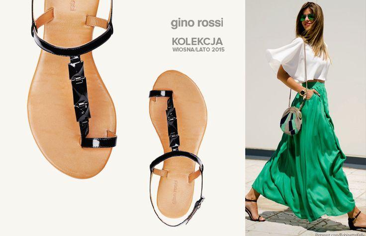 Efektowne sandałki GINO ROSSI są przecenione na 199,99!