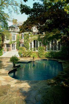 Gib - San Pools Ltd. traditional pool