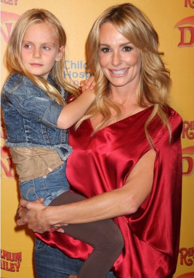"""WHAT? Taylor Armstrong Claims Life is """"More Joyful"""" After Russell's Death..."""