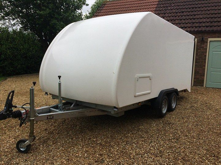 Another trailer has been fitted with a Caravan Mover! Can you spot it? www.autowfix.com