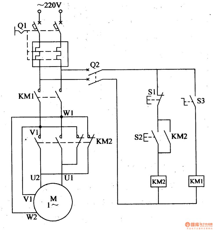 Unique Motor Terminal Connection Diagram  Diagram