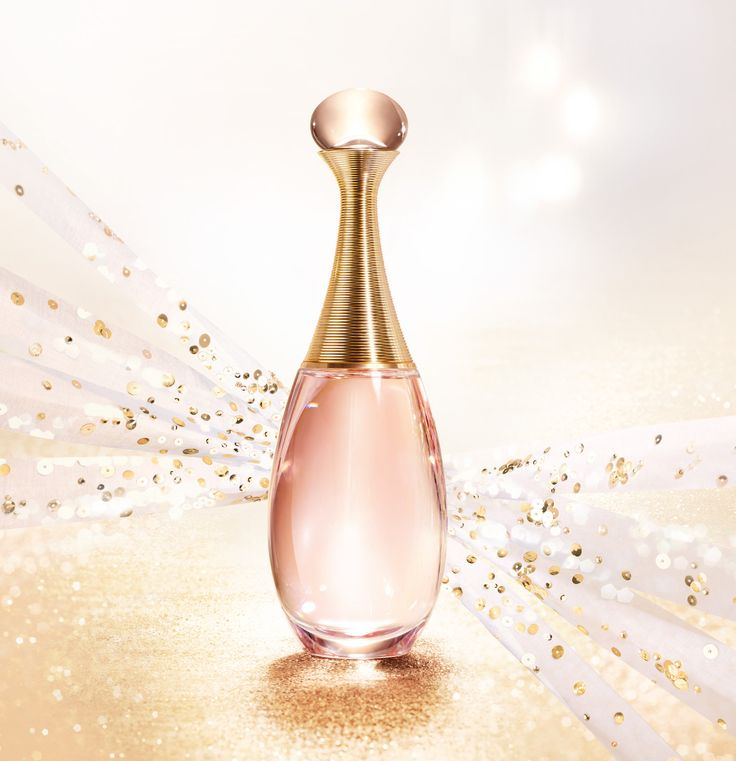 J'adore Lumiere Eau de Toilette Christian Dior perfume - a new fragrance for women 2016