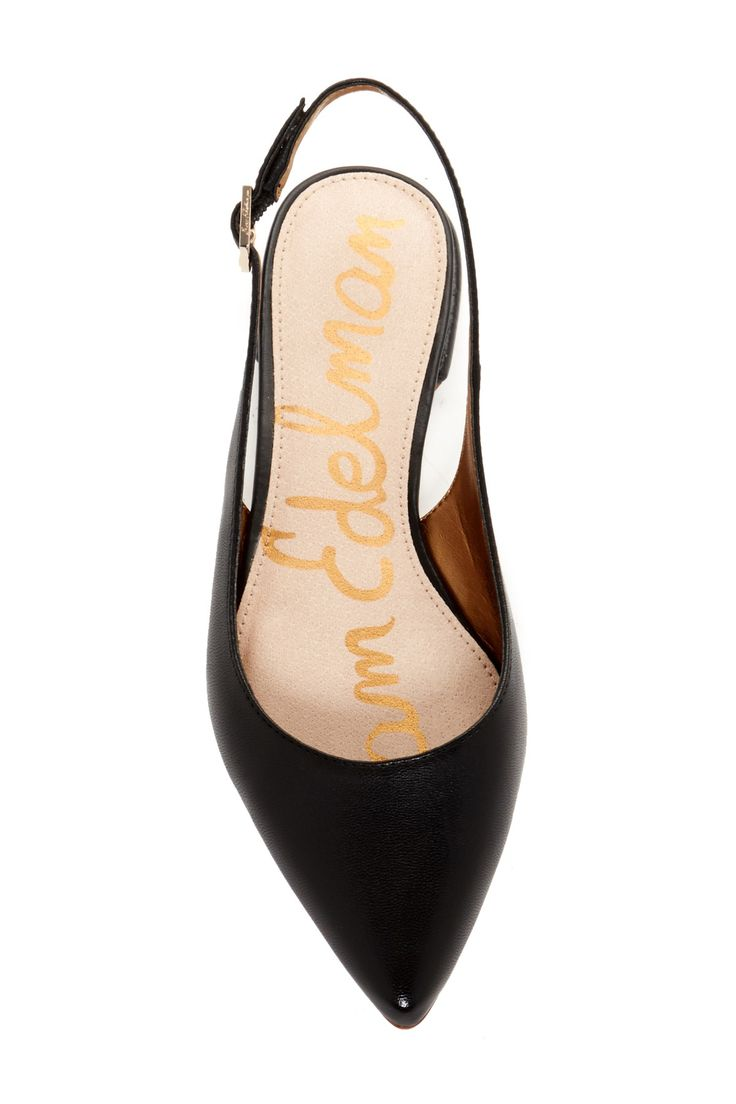 Sam Edelman - Hadley Slingback Pump at Nordstrom Rack. Free Shipping on orders over $100.