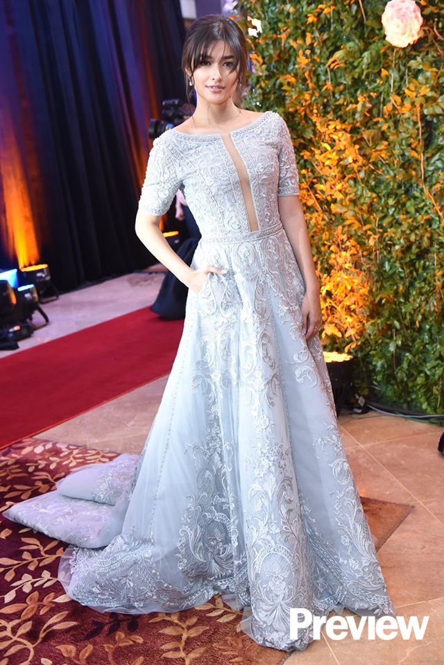 All The Red Carpet Looks At Star Magic Ball 2016 Liza