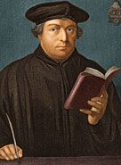 Luther was a German theologian whose writings inspired the Protestant Reformation.    Martin Luther was born on 10 November 1483 in Eisleben. His father was a copper miner. Luther studied at the University of Erfurt and in 1505 decided to join a monastic order, becoming an Augustinian friar. He was ordained in 1507, began teaching at the University of Wittenberg and in 1512 was made a doctor of Theology.