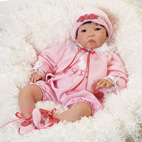 38 Best Images About Realistic Baby Dolls On Pinterest