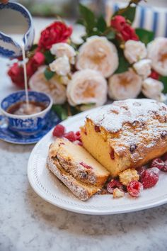 French Yogurt Cake - This is quite simply the easiest cake in the world!