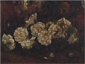 Flowers - Octav Bancila