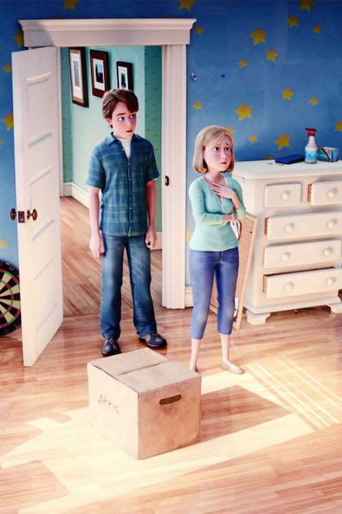 Best Disney Toy Story Images On Pinterest - True identity andys mom makes toy story even epic will complete childhood