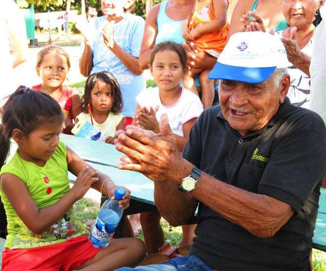 Comunidade indígena amazônia