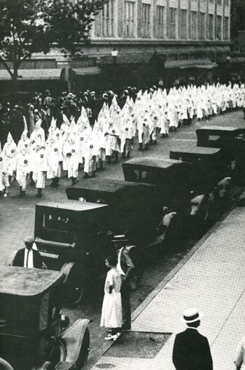 an introduction to the history of the ku klux klan Description an excerpt from ku klux klan: the invisible empire, a cbs reports documentary from 1965 that traces the history of the ku klux klan including its 1915 resurgence inspired by the silent film birth of a nation, through the post-world war ii years.