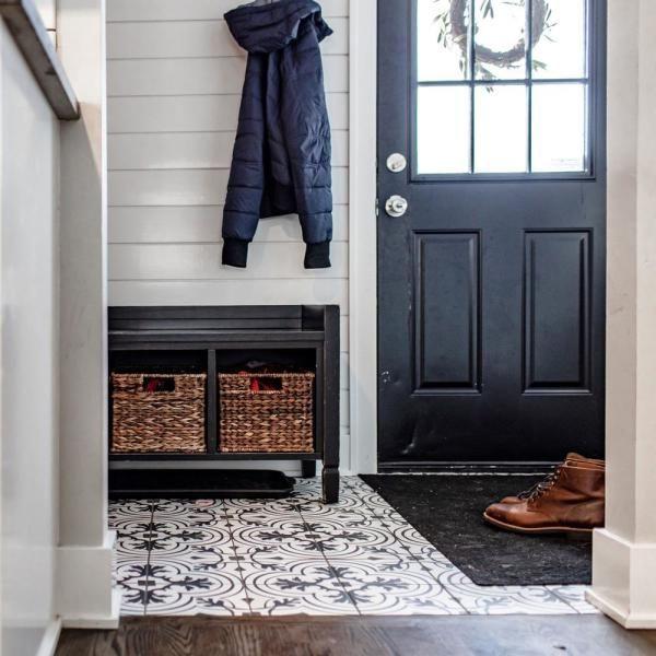 Merola Tile Take Home Sample Twenties Vintage Encaustic Ceramic Floor And Wall 7 3 4 In X Frc8twvt The Depot Tiles Samples