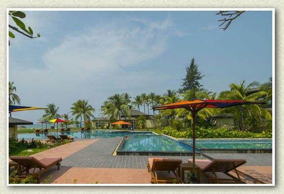 Bay of bengal resort myanmar