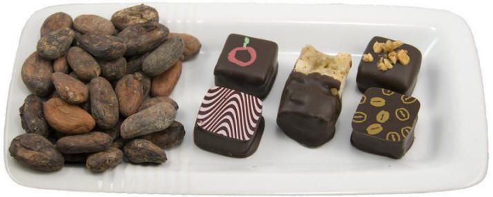 R & R Chocolate Palace in Valley Village, California. No storefront, but you can order online or by phone and pick up on site.