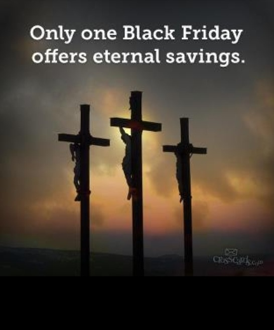 Image result for black Friday jesus meme