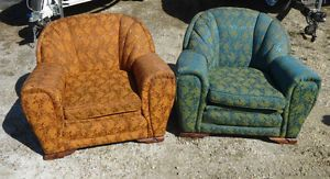 Antique Chairs for Sale,Great Home Decor $100.00 OBO for Both St. Albert Edmonton Area image 1
