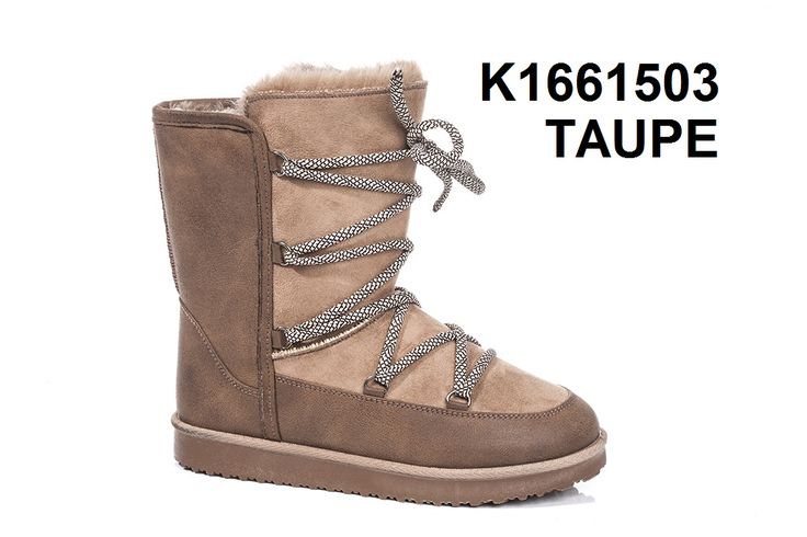 K1661503 TAUPE / 36 - 41 / 12P