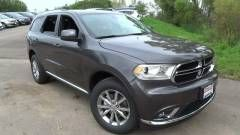 2017 Dodge Durango SXT SUV. Dodge Durango Quotes Chrystal Lake, IL