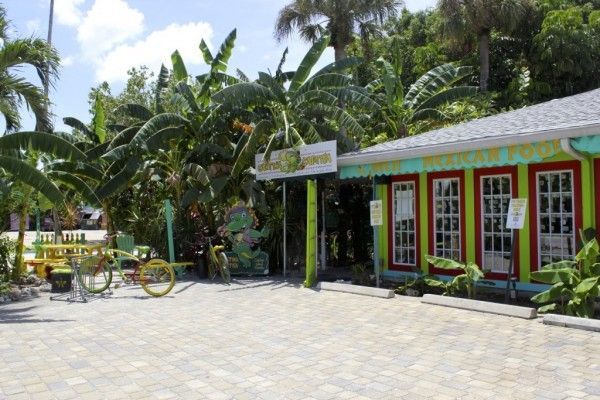 Sanibel Island Restaurants: Cantina Captiva Mexican Restaurant Captiva Island, Florida