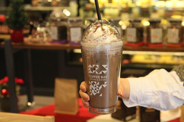 #커피베이투명아이스텀블러 #커피베이 매장안에선, 테이크아웃잔 대신 요 투명아이스텀블러로 음료를 드려요~♥ #환경사랑 #커피베이사랑  #커피베이텀블러