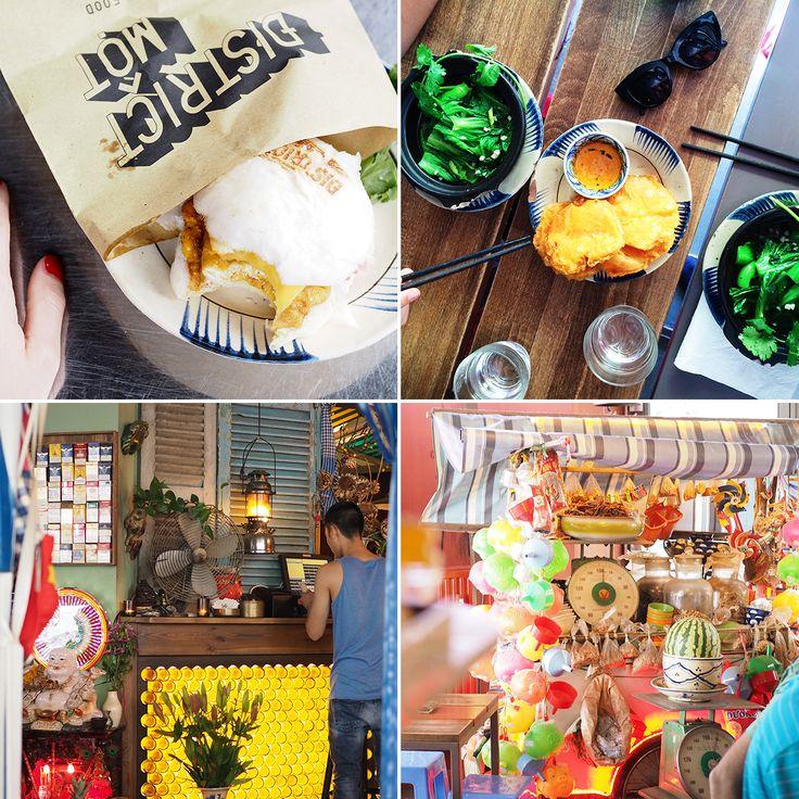 Berlin Travel Insider Tipps / Foxycheeks- Geen bezoek aan Berlijn zonder een maaltijd in het district MOT. Ik ben letterlijk verslaafd aan de vegetarische Azië Hamburger samen met de gebakken,