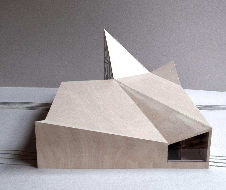 Troll Gate Restaurant By Reiulf Ramstad Arkitekter - model 03 | Designalmic