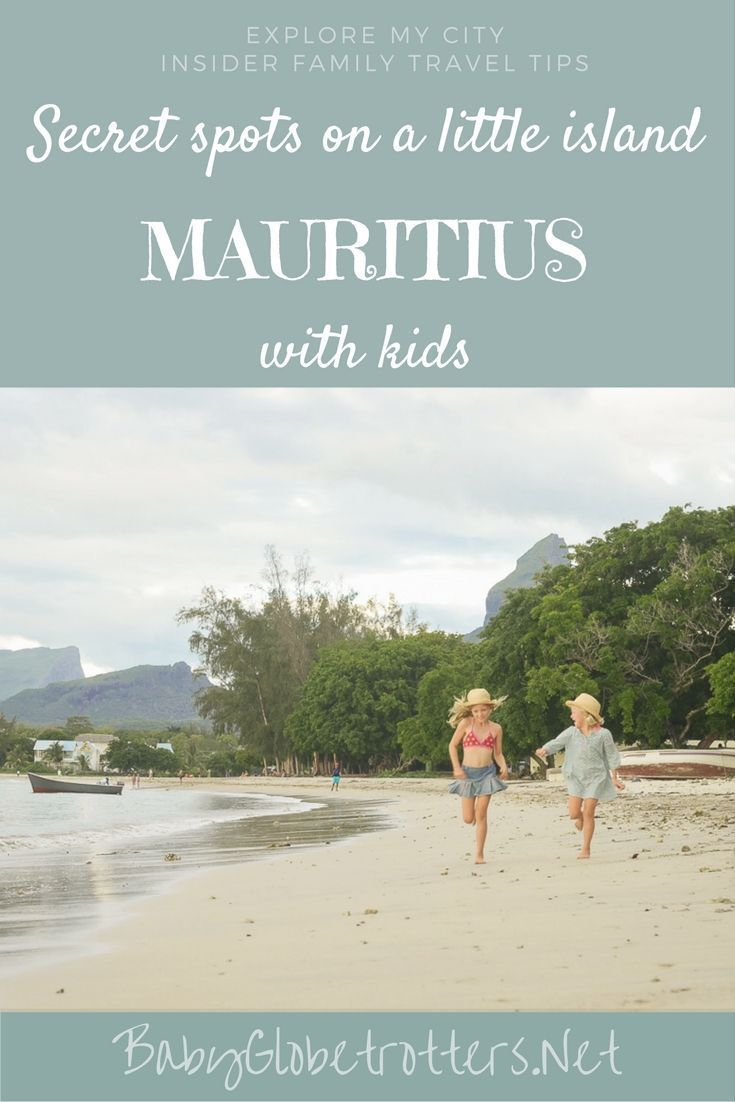 Discover some hidden secrets on the island nation of Mauritius, especially for families