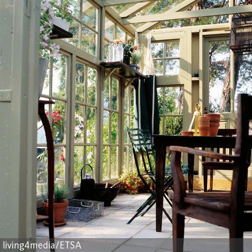 25+ Best Ideas About Gewächshaus Glas On Pinterest | Wintergarten ... Veranda Mit Uberdachung Haus Fruhling