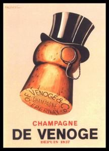 "One of six french canvas posters that just scream ""eat, drink, and be merry""...and every day should be a champagne kind of day"