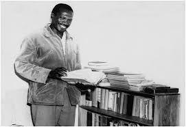 Robert Mangaliso Sobukwe and his books