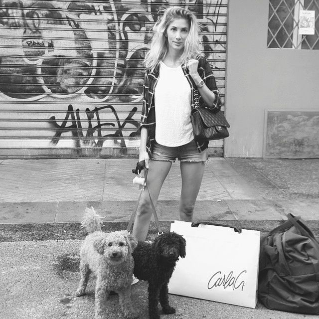 In her aggressive shoes: Thank's Benedetta Rossi