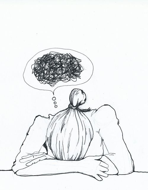 Bad day. #art #depressed This is exactly how I feel.