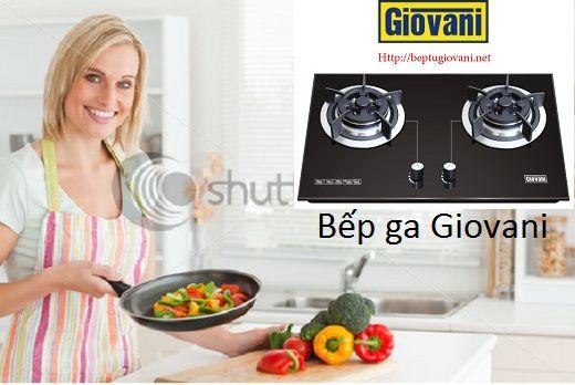 Bếp ga Giovani có tốt không?