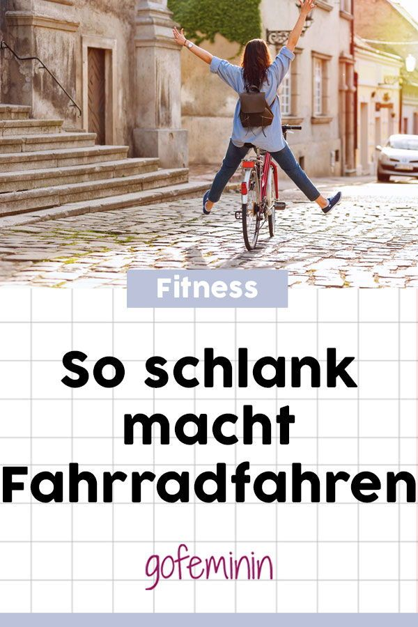Fahrrad Fahren Kalorien Verbrennen Pomuskeln Starken So Werdet Ihr Fit Fahrrad Fahren Fahrrad Fahren Abnehmen Pomuskeln