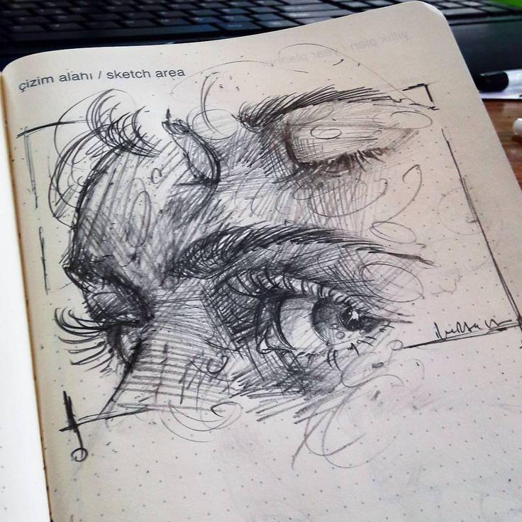 4,742 Likes, 16 Kommentare – Kunst von Burak Geçgil (@ burakgecgill.art) auf Instagram …