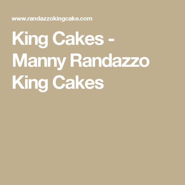 King Cakes - Manny Randazzo King Cakes