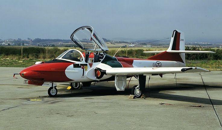 Cessna T-37C Tweety Bird-ASAS DE PORTUGAL-FAP Força Aerea Portuguesa