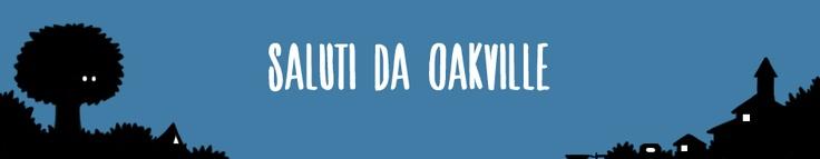 "Header Blog 2013 ""Saluti da Oakville"""