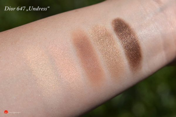 5 Couleurs Eyeshadow Palette - Undress by Dior #5