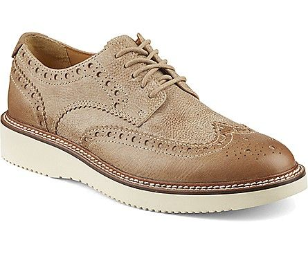 Sperry Men's Sperry Top-Sider Men's Gold Cup Lug Oxford, Tan