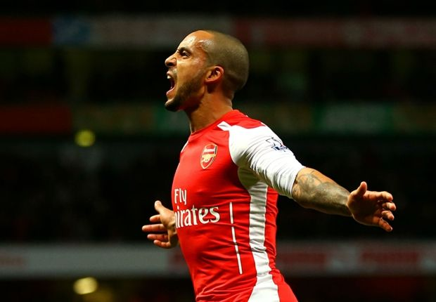 Walcott: Top-four race to go to the wire