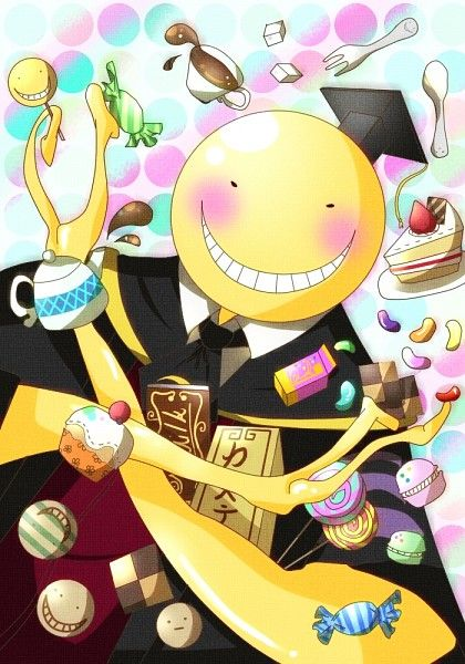 Koro Sensei Assassination Classroom Assassination
