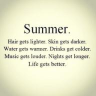 SUMMER !!! :)