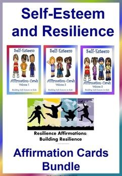 This bundle includes 4 of our resources. It includes 75 self-esteem affirmation cards 45 Resilience Affirmation Cards. These affirmation cards are a great way to boost self-esteem, recognise, reward and acknowledge your student's talents, skills and capabilities.