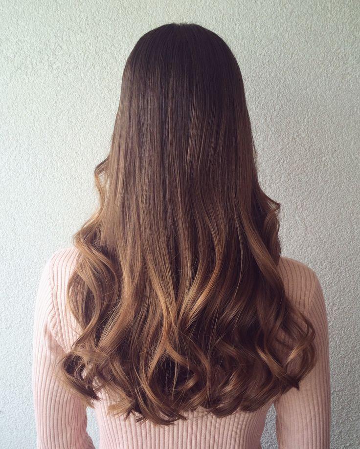 Curly hair #mywork #hairdresser #longhair #wavyhair #curlyhair #naturehair