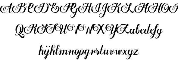 Egregio Script_demo font by FontsCafe - FontSpace