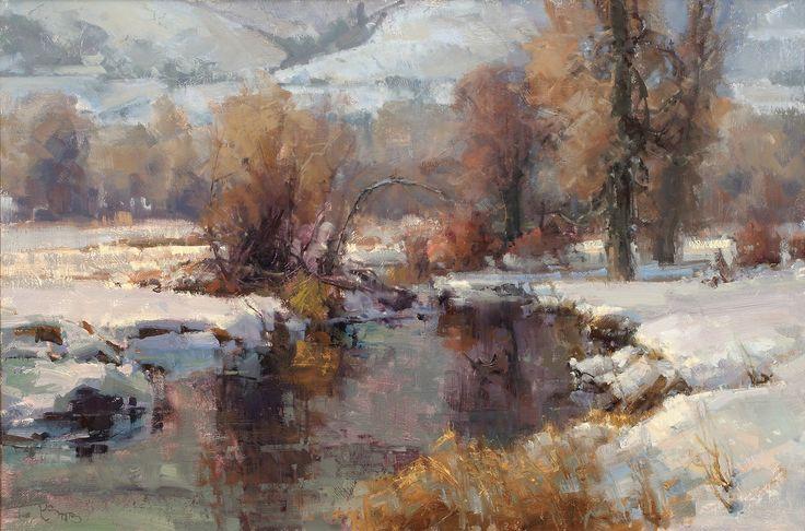 Mtn Valley Winter - Kathryn Stats