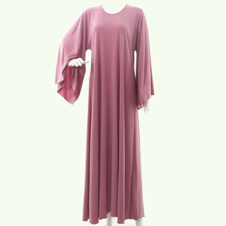Modern Jubah Made From Lycra